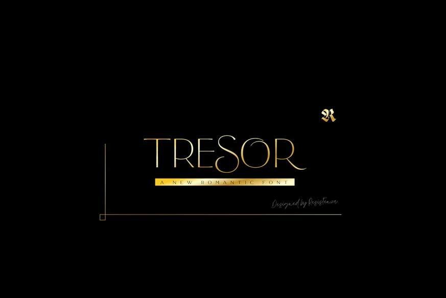 Tresor Font Family