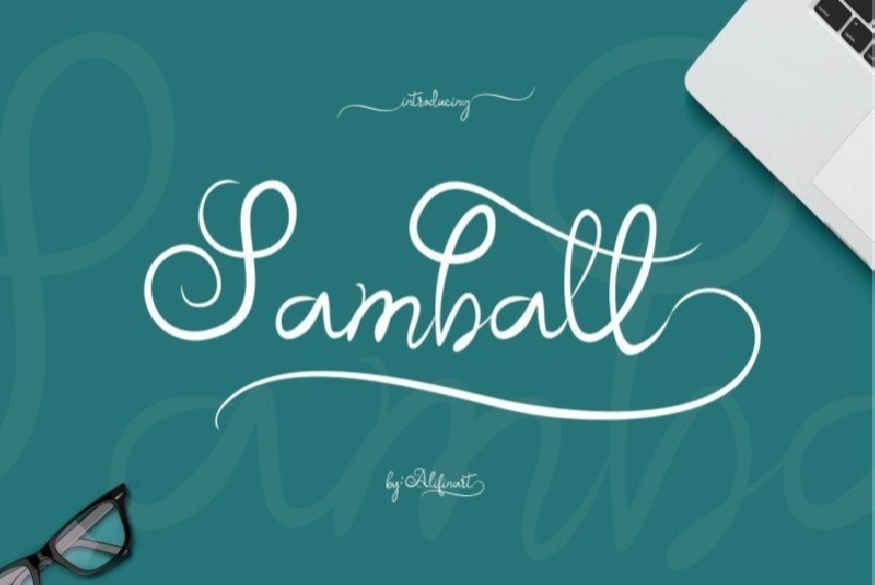 Samball Font