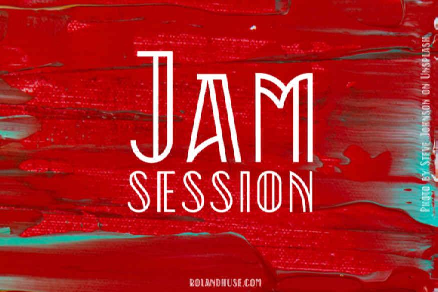 Jam Session Font
