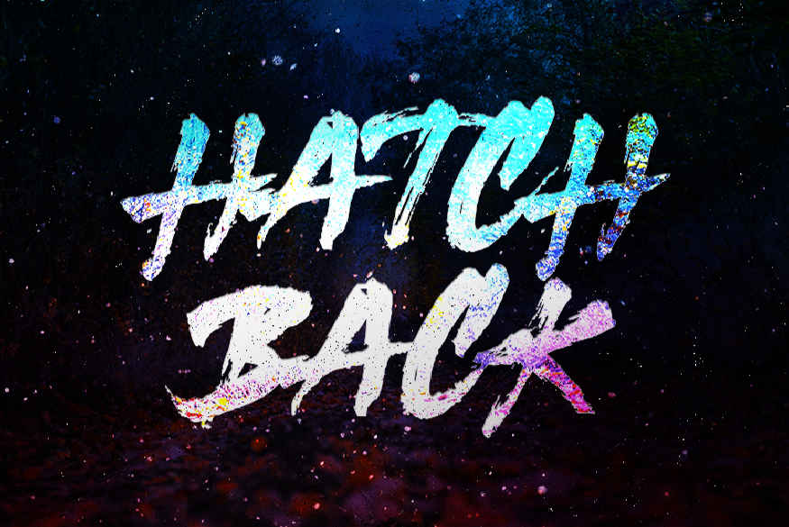 Hatchback Font