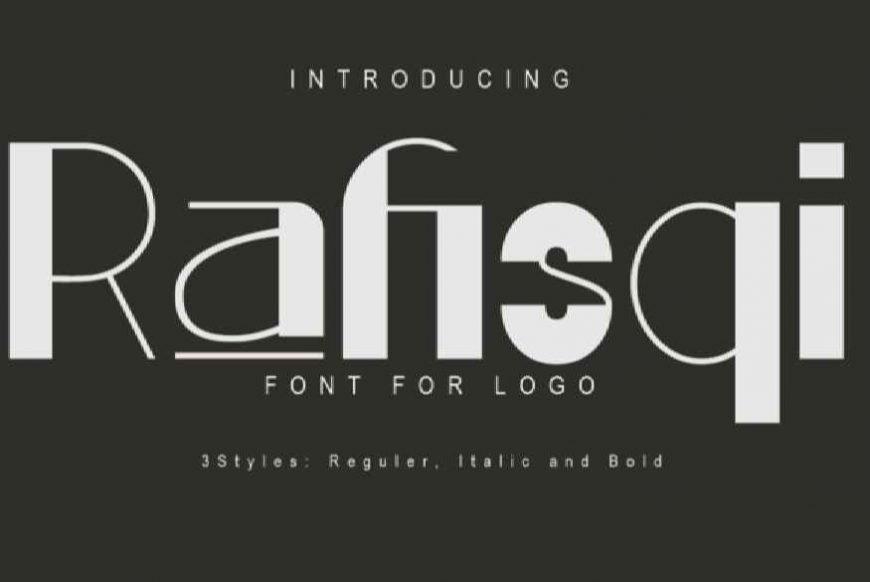 Rafisqi Font