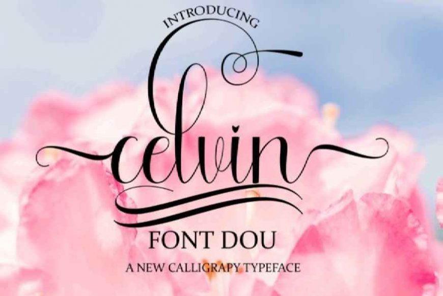 Celvin Font