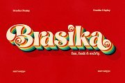 Brasika Display Font