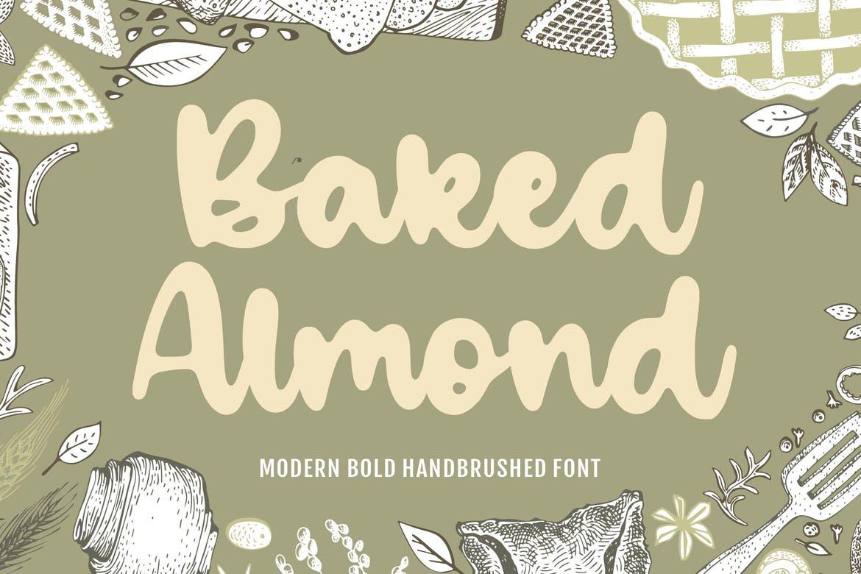 Baked Almond Bold
