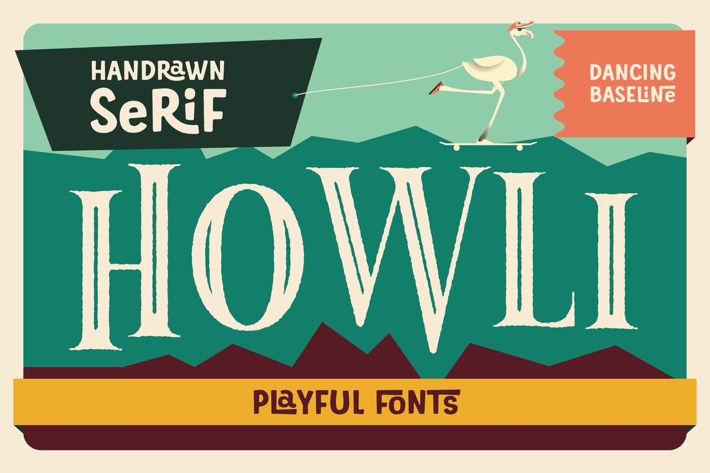 Howli Serif