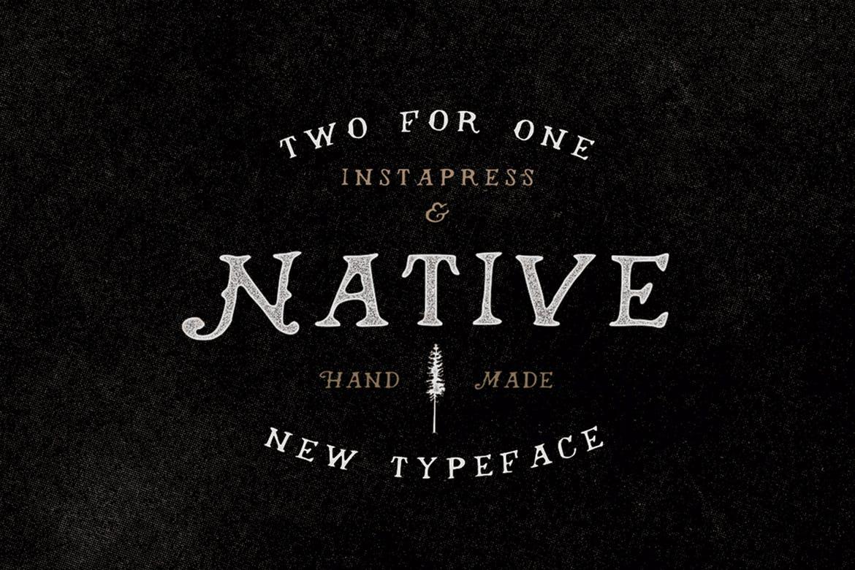 Native + Instapress