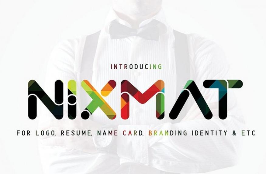 Nixmat Font Free Download