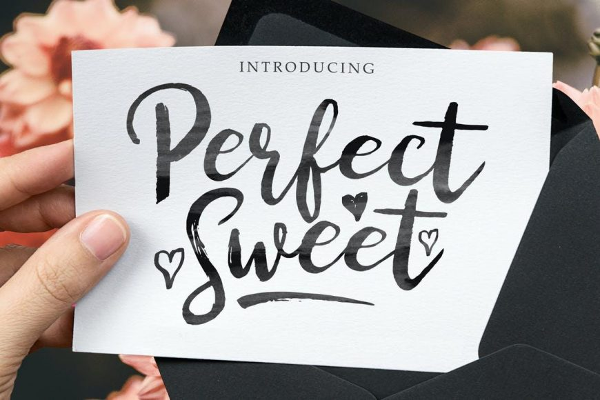 Perfect Sweet Font