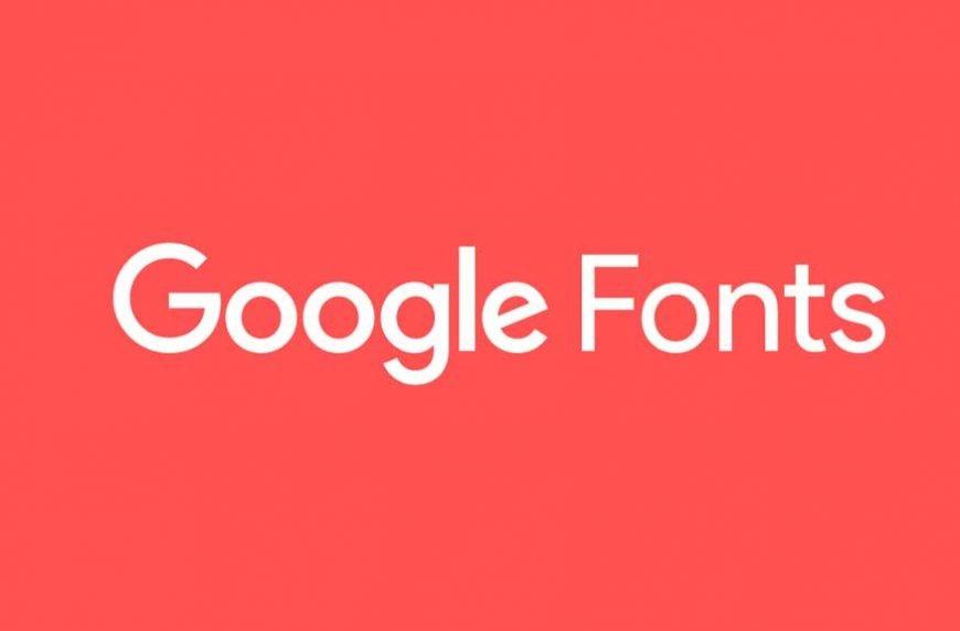 Product Sans Font
