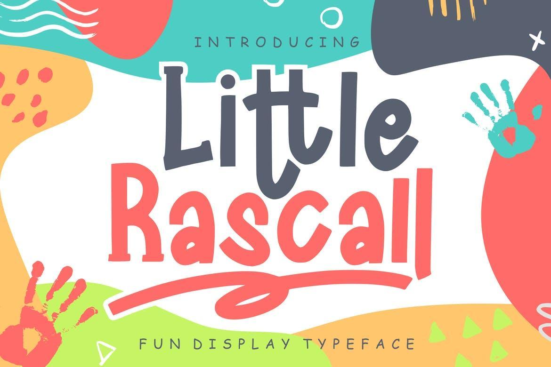 Little Rascall Fun Display